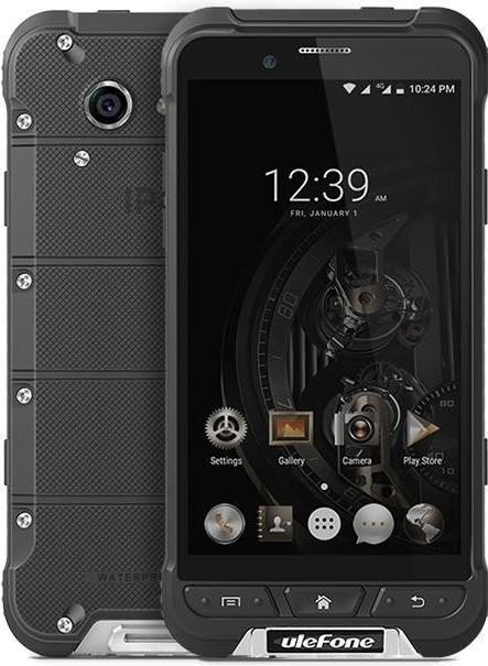 Ulefone Armor 32GB Dual Sim Czarny