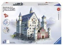 Ravensburger Puzzle 3d zamek neuschwanstein 216