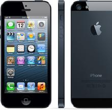 Apple iPhone 5 16GB czarny