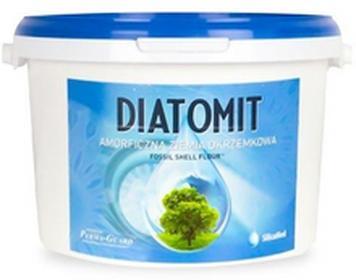 Perma-Guard Ziemia okrzemkowa amorficzna (diatomit) 1 kg (wiaderko)