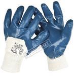 Kegel-Błażusiak schmidt Rękawice FLEX niebieskie