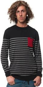 Horsefeathers SPIN SWEATER (black)
