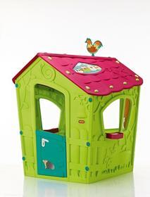 Keter Mały domek dla dzieci  Magic Playhouse jasnozielony KET17185442JZ