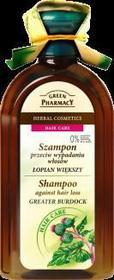 Green Pharmacy Szampon Łopian większy 350ml