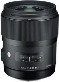 Sigma 35mm f/1.4 A HSM DG Pentax