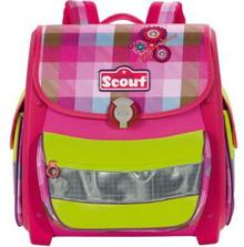 Scout Tornister Basic Buddy - Flowery Island 49200120800