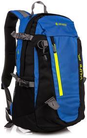 Hi-Tec Plecak trekkingowy Felix 25 l - Blue/Black/Lime Zipper