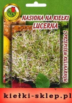 PNOS Nasiona na kiełki - LUCERNA