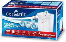 Cersanit Bianco zestaw z umywalką Libra 60 S509-043-DSM