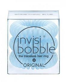 InvisiBobble DLM SP Z O.O Błękitne gumki do włosów 3 szt 9079182