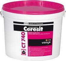 Ceresit CT 740 VISAGE Farba dekoracyjna Metallic 4 L - CT 740 VISAGE Farba