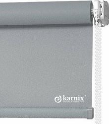 Karnix Mini roletka STELLA perła - Stalowy