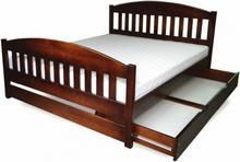 Łóżko Drewniane Amida Materace Dla Ciebie 120x200