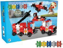 Clics KLOCKI Hero Squad Fire Brigade 127 el. BC002