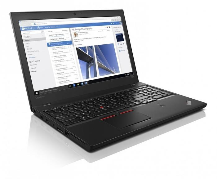"Lenovo ThinkPad T560 15,6"", Core i5 2,3GHz, 8GB RAM (20FH001DPB)"