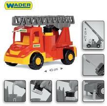 Wader Multi Truck STRAŻ POŻARNA