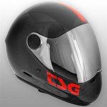 kask TSG - Pass Carbon Solid Color Carbon Black (183)
