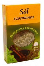 Dary Natury Sól czosnkowa - do potraw sałatek warzyw 90g