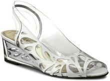 Azuree Sandały Nasva 30De Vernis Blanc 01 tworzywo/-wysokogatunkowe tworzywo, skóra naturalna/-pokryta tworzywem