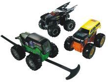 Mattel Hot Wheels - Monster Jam Terenówka z Napędem 21572