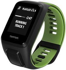 TomTom Runner 3 Cardio + Music L czarno-zielony + 200zł
