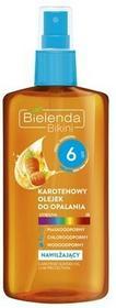 Bielenda Karotenowy olejek do opalania Bikini 150ml
