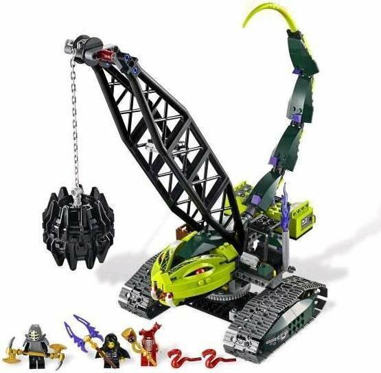 LEGO Niszcząca kula ogniokła 9457