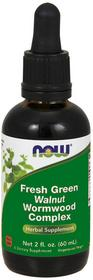 Now Foods Black Walnut -Czarny Orzech Extract 60 ml