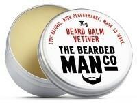 Bearded Man , Balsam do broda Vetiver, 30g