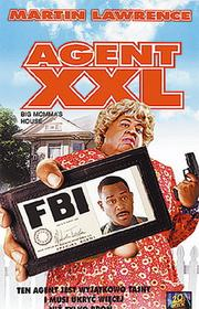 Agent XXL (Big Mommas House) [DVD]