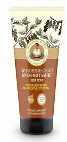 Pierwoje Reszenie Receptury Babuszki Krem do Ciała Witaminowy Cytryniec 200ml
