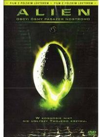 Obcy 1: ósmy pasażer Nostromo (Alien) [DVD]