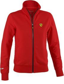 Ferrari F1 Bluza damska Zip Sweatshirt - Red
