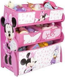 Disney Delta Myszka Minnie Pojemnik Organizer na zabawki