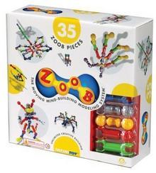 Zoob KLOCKI 35 EL. ZO-11035