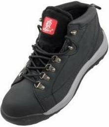 Buty - Trzewik bezpieczny 114 S1 czarny URG 52140440