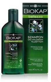 Biokap BELLEZZA Szampon d/wł.tłustych 200m
