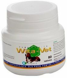 Wita-Vet Eurowet pies Starsze Tabletki 9687