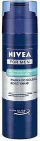 Nivea For Men: pianka do golenia twardego zarostu 200ml
