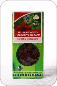 Dary Natury Truskawkowo-malinowo-różana 100g