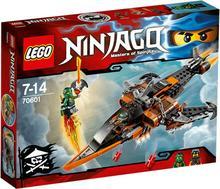 LEGO Ninjago Podniebny Rekin 70601