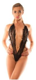 SAY YES Erotyczne monokini z koronki z falbanką LGI015-ZY0080