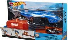 Mattel CDK80 Hot Wheels - Super S.W.A.T. Helikopter