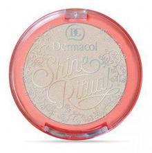 Dermacol Shine Ritual Eye Cheeks Lips make up odcíeń Golden 2g