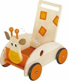 Scratch Wózek/chodzik żyrafa 6181418