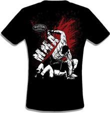 Masters Ubrania MMA, T-shirt - czarna