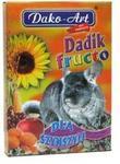 Dako-Art Dadik Fructo owocowy pokarm dla szynszyli 400g