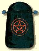 Woreczek z Pentagramem