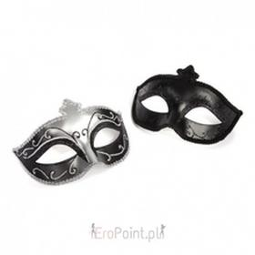 Fifty Shades of Grey Maska karnawałowa Masquerade Mask Twin Pa