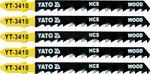 YATO BRZESZCZOT DO WYRZYNARKI L-75 6TPI DO DREWNA 5SZT yt-3410